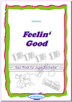Feelin' Good (Partitur)