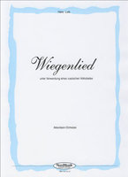 Wiegenlied (Partitur)