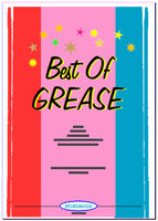 Best Of Grease (Partitur)