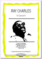 Ray Charles In Concert (Partitur)