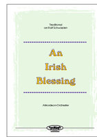 An Irish Blessing (Partitur)
