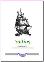 Sailing (Partitur)