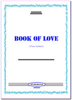 Book of Love (Partitur)