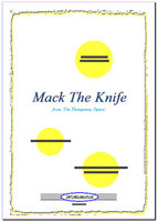 Mack The Knife/Mackie Messer (Partitur)