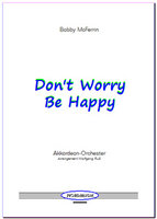 Don't Worry Be Happy (Partitur)