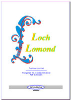Loch Lomond (Partitur)