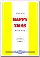 Happy Xmas (War is over) (Partitur)