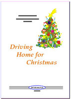 Driving home for Christmas (Partitur)