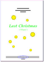 Last Christmas (Partitur)