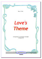 Love's Theme (Partitur)