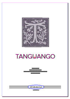 Tanguango (Partitur)