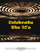 Celebrate the 70's (Partitur)