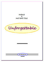 Unforgettable (Partitur)
