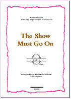 The Show Must Go On (Partitur)